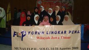 delegasi perempuan Jatim