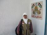 selalu ada bendera Palestina & simbol al Aqsho di tiap rumah