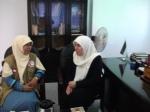 Meski telah berputra & bercucu, Mrs. shubair tetap semangat bekerja utk perempuan Palestina