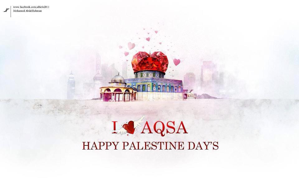 happy palestine's day
