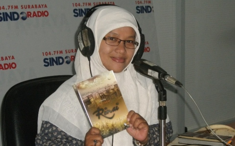 Sinta Yudisia on Words