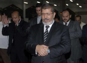 Imam President Mohammed Mursi