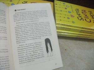 Sketsa Cinta Bunda Sadako