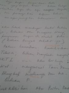 Surat utk prabowo 1