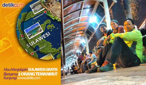 Test drive keliling Sulawesi!