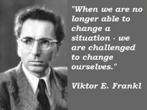 Frankl's Quote