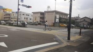Cewek cantik Jepang bersepeda :) ~ candid camera