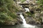 Mikaeri Waterfall & old people romance