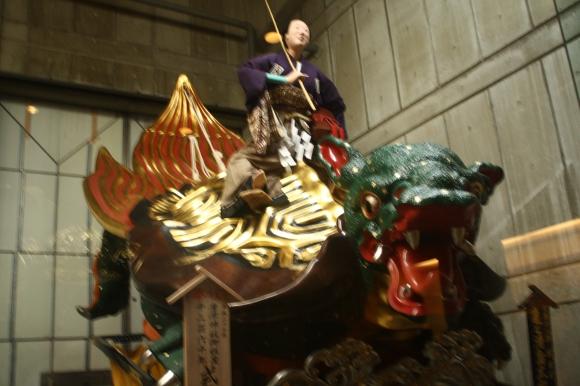 Hikiyama Exhibition : giginya seharga 5 Milyar :D