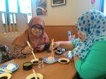 Bismillah...sushi dengan kecap Azhar Halal Food