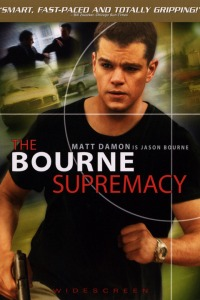 Bourne Supremacy : salah satu film favorit
