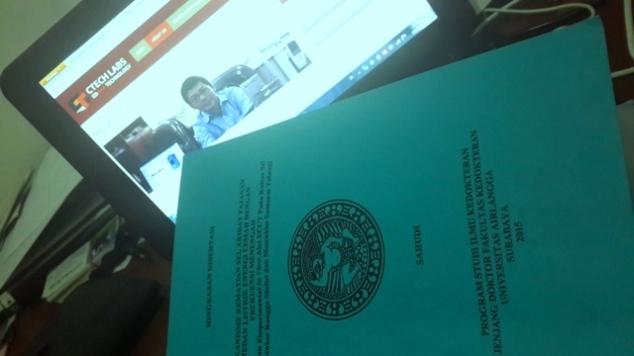 Ringkasan Disertasi dr. Sahudi ttg ECCT
