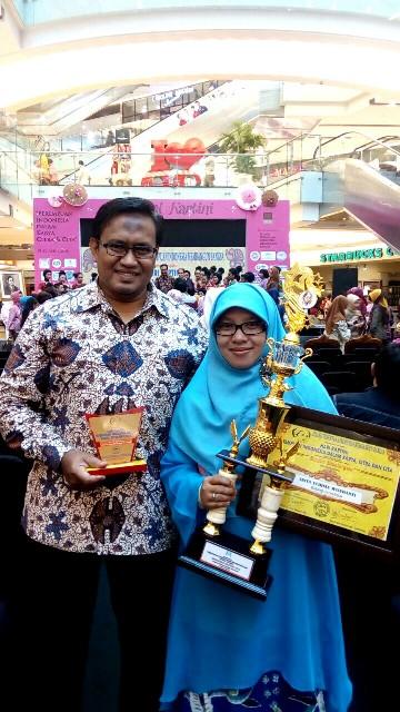 Sinta & Sofyan di Anugerah Kartini 2016_2