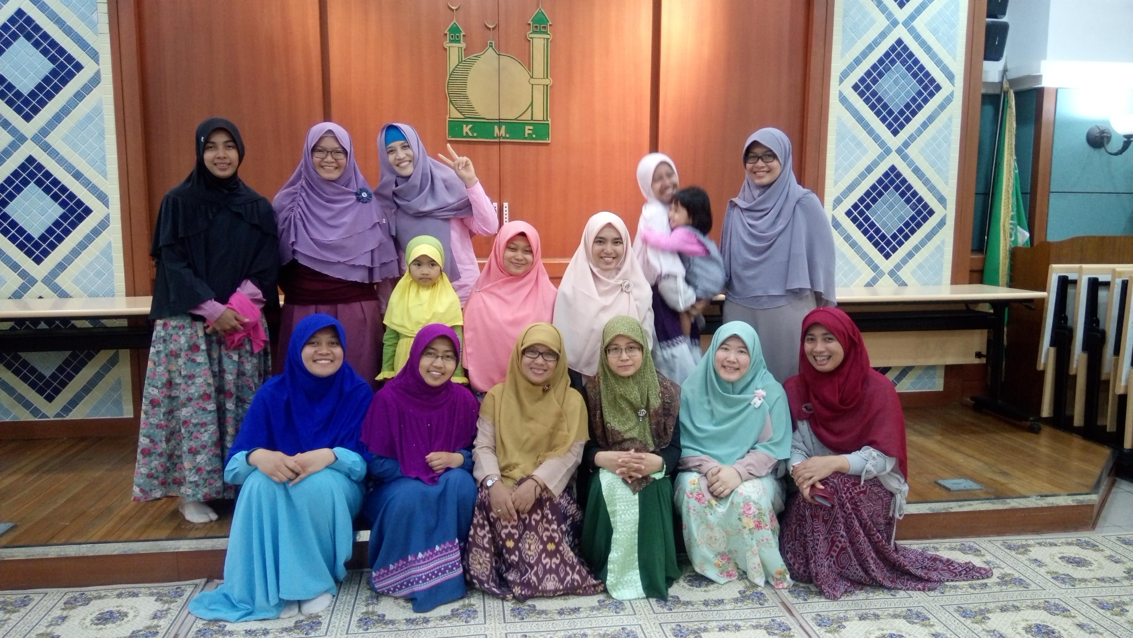 muslimah itaewon