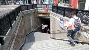 piintu masuk subway ke deoksugung