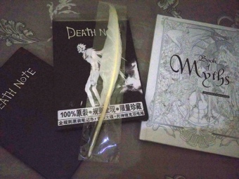 death-note-book-of-myth