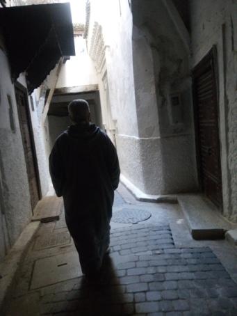 Lorong rahasia Fez