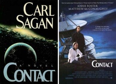 contact carl sagan