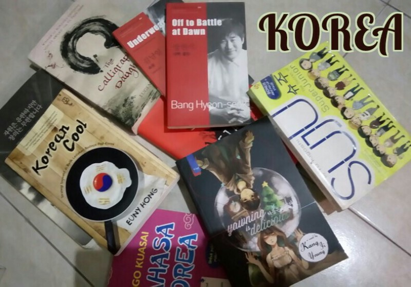Books about Korea
