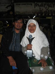 Sinta dan Agus Sofyan IBF 2009