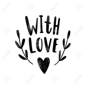 70808107-with-love-black-silhouette-vector-hand-drawn-illustration