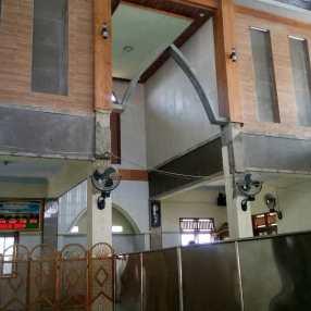 Masjid Tulis, Batang