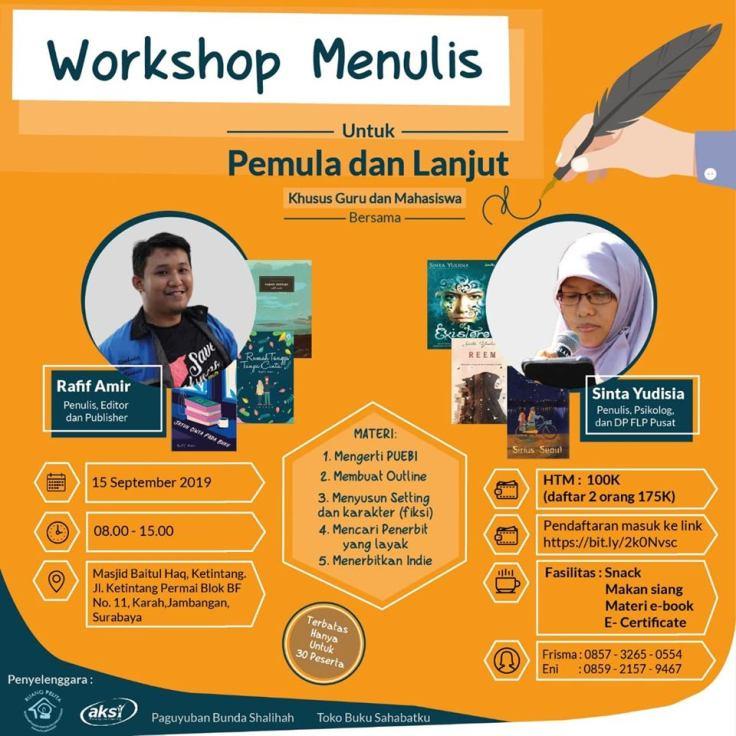 Workshop Menulis Sinta Yudisia & Rafif.jpg